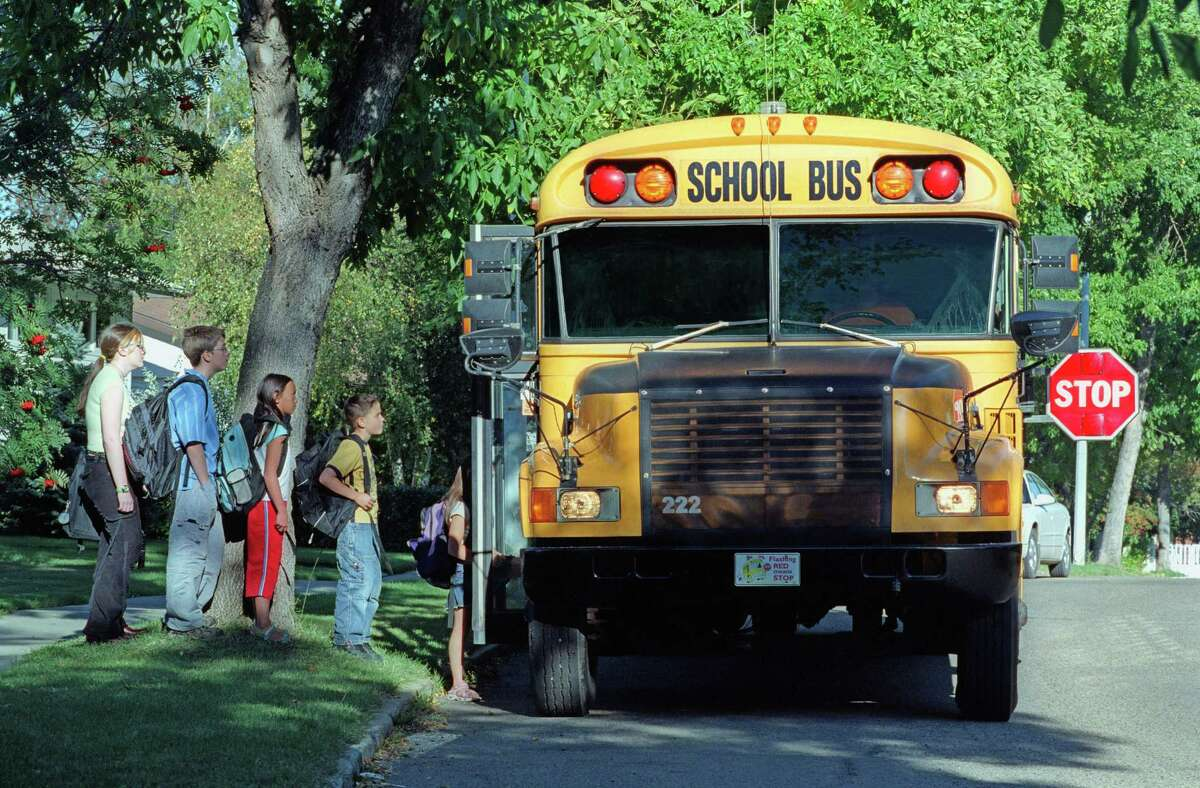 This is one of the highest fines in the book, so be patient with those school buses. Passing a stopped school bus San Antonio fine: $649