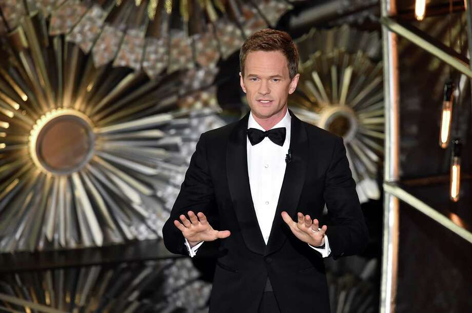 This photo shows Academy Awards host Neil Patrick Harris more heavily attired than he was in a certain other segment of the Oscar presentation. A reader expresses outrage over Harris' underwear moment during the telecast. Photo: Kevin Winter /Getty Images / 2015 Getty Images