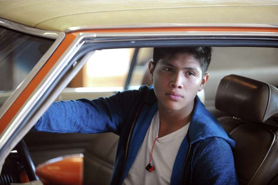 "The ABC drama ""American Crime,"" was filmed last year in Austin and San Marcos. Actor Johnny Ortiz stars as teenager Tony Gutirrez. Photo: Van Redin /ABC / © 2015 American Broadcasting Companies, Inc. All rights reserved."
