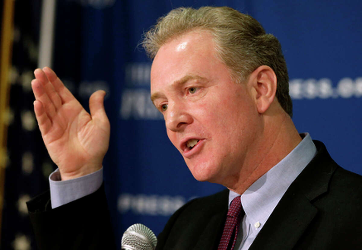 Rep. Chris Van Hollen, D-Md., has a plan that he says could pay as much as $1,000 to every legal U.S. resident.