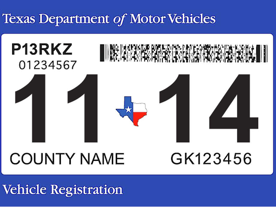 The Texas Department of Motor Vehicles plans to add a $5 processing and handling fee to