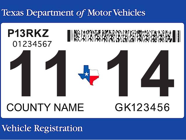 Texas Auto Registration Fees Would Jump $5 In DMV Plan