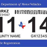 texas auto registration renewal cost
