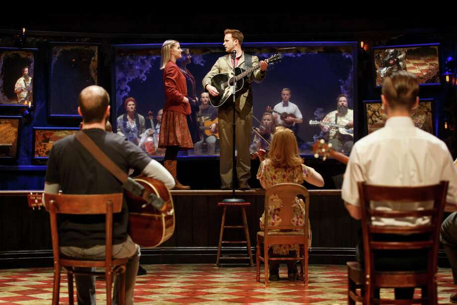"The musical ""Once"" is making its San Antonio debut at the Majestic Theatre. Photo: Courtesy Joan Marcus"