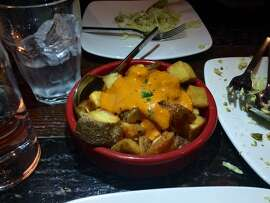 The dish to order at Duende in Oakland: Patatas bravas with spicy aioli ($7).