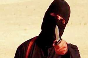 'Jihadi John,' the militant behind the mask, is a young Londoner - Photo