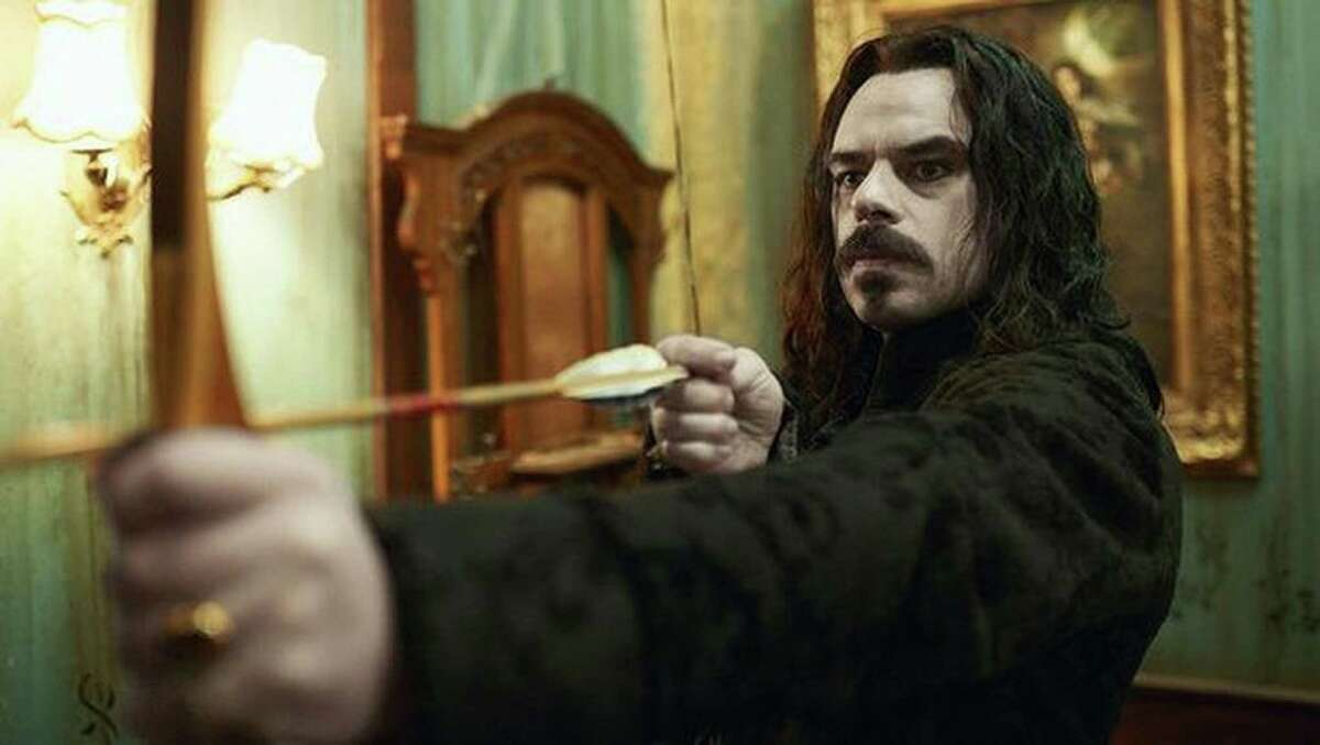 """Jemaine Clement in """"What We Do in the Shadows"""""""