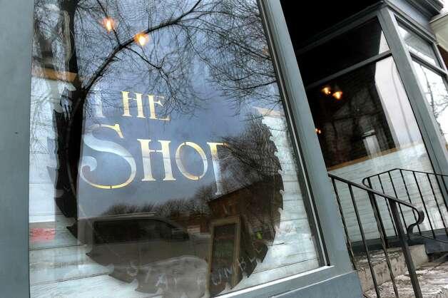 The Shop on Fourth Street on Thursday, Feb. 19, 2015, in Troy, N.Y. (Cindy Schultz / Times Union) Photo: Cindy Schultz / 00030692A