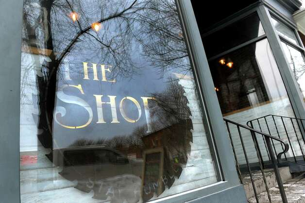 The Shop on Fourth Street on Thursday, Feb. 19, 2015, in Troy, N.Y. (Cindy Schultz / Times Union) Photo: Cindy Schultz / 00030692A