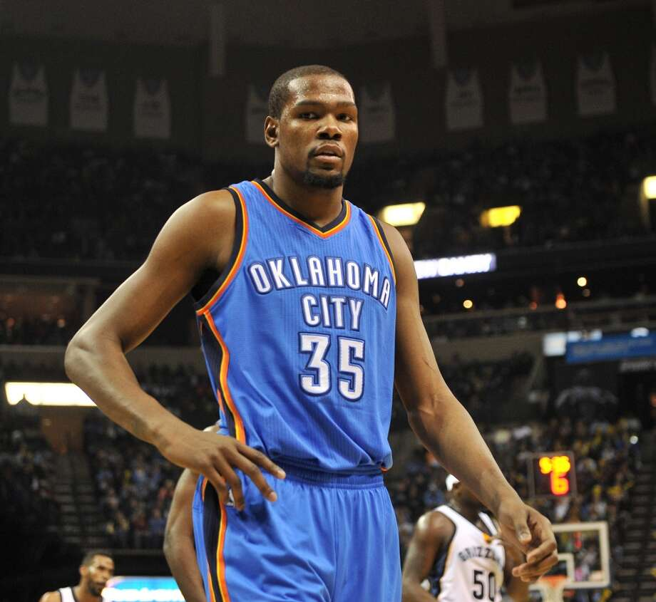 Kevin Durant Oklahoma City ThunderInjured foot on Feb. 20.Out indefinitely Photo: Brandon Dill, Associated Press