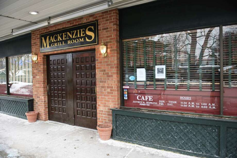 Mackenzie's Grill Room at 148 Sound Beach Ave. in Old Greenwich, Conn. Thursday, Feb. 26, 2015. Photo: Tyler Sizemore / Greenwich Time