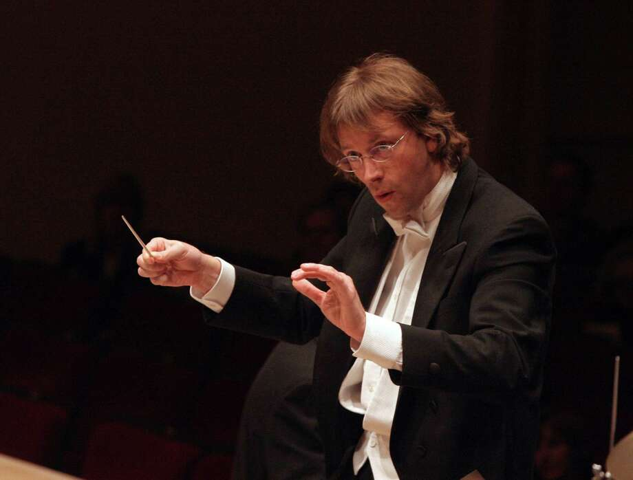 The Stamford Symphony - under the direction of Eckart Preu - will join forces with the Greenwich Choral Society for two performances of the Mozart Requiem on March 14 and 15 at the Palace Theatre Photo: Contributed Photo / Stamford Advocate Contributed