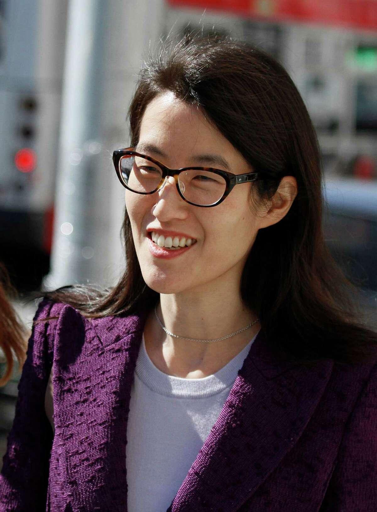 Ellen Pao is suing Kleiner Perkins for $16 million in a high-profile gender bias case.