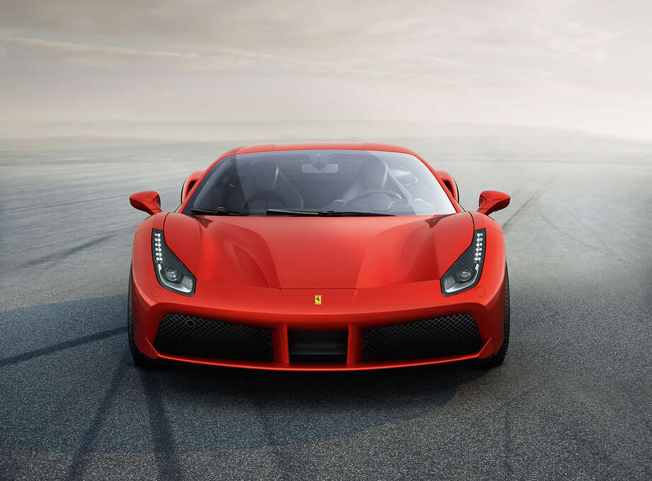 The new 2016 Ferrari 488GTB was unveiled in February. The supercar is the successor to the much acclaimed 458 Italia. Photo: Ferrari