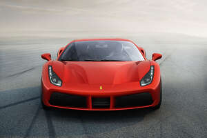 Car and Driver: 2016 Ferrari 488GTB revealed! - Photo