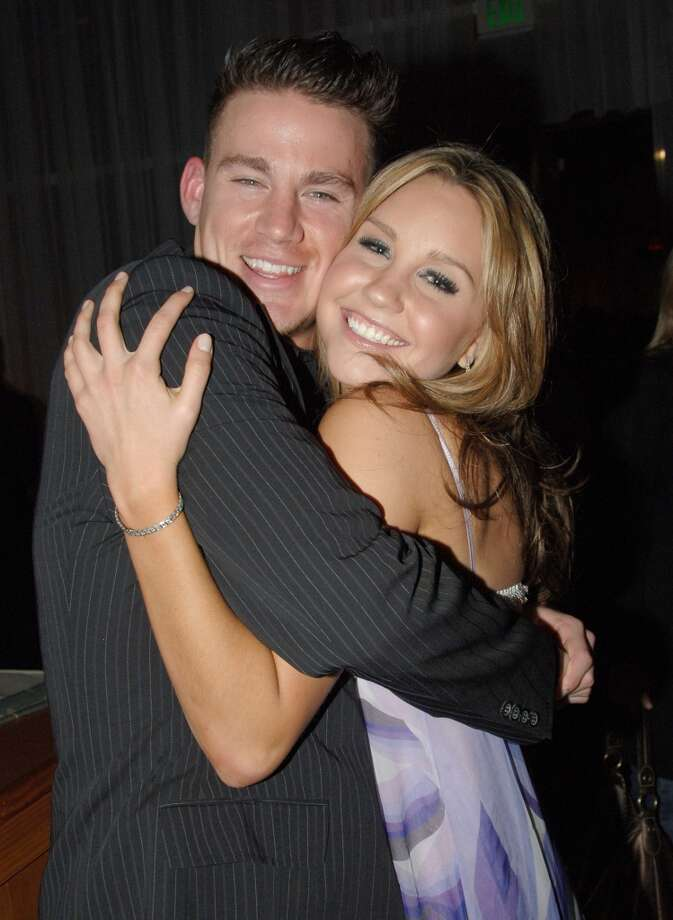 """Channing Tatum and Amanda Bynes. This one is unconfirmed, though rumor has it they were spotted kissing around the time they filmed the 2006 movie """"She's the Man."""" Photo: Jon Kopaloff, FilmMagic"""