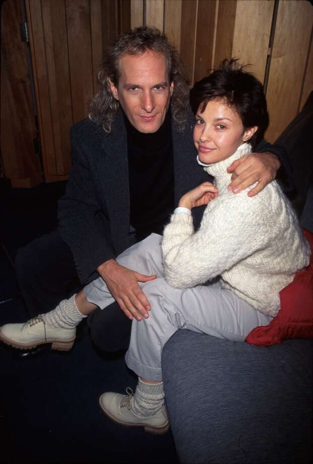 "Michael Bolton and Ashley Judd dated briefly in 1996. She starred in his video for ""The Best of Love."" Photo: Dave Allocca, The LIFE Picture Collection/Gett"