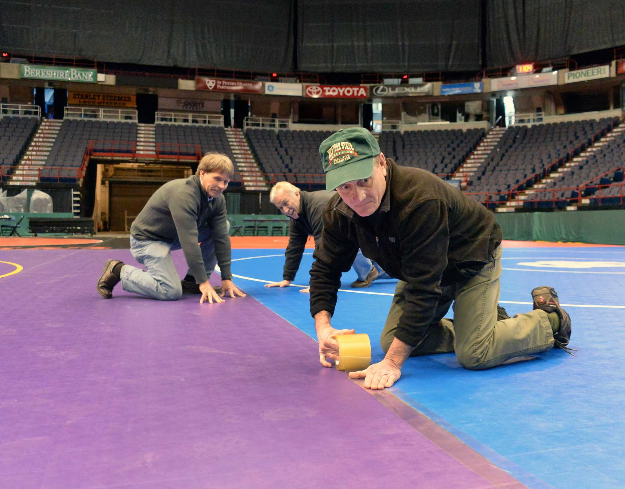 Photos State Wrestling Championships Prep Times Union