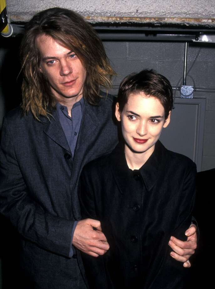 Dave Pirner of Soul Asylum and actress Winona Ryder were an alt-couple in the mid-'90s. Photo: Ron Galella, Ltd., WireImage