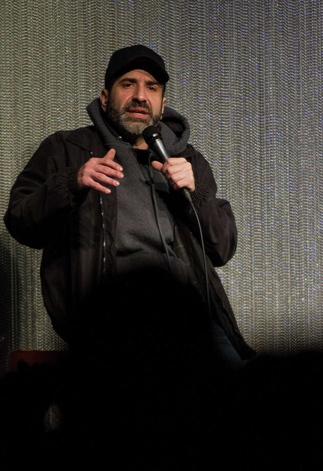 Dave Attell performs at the Laugh Out Loud Comedy Club, Thursday, Feb. 26, 2015. Photo: Alma E. Hernandez, Alma E. Hernandez / For The San