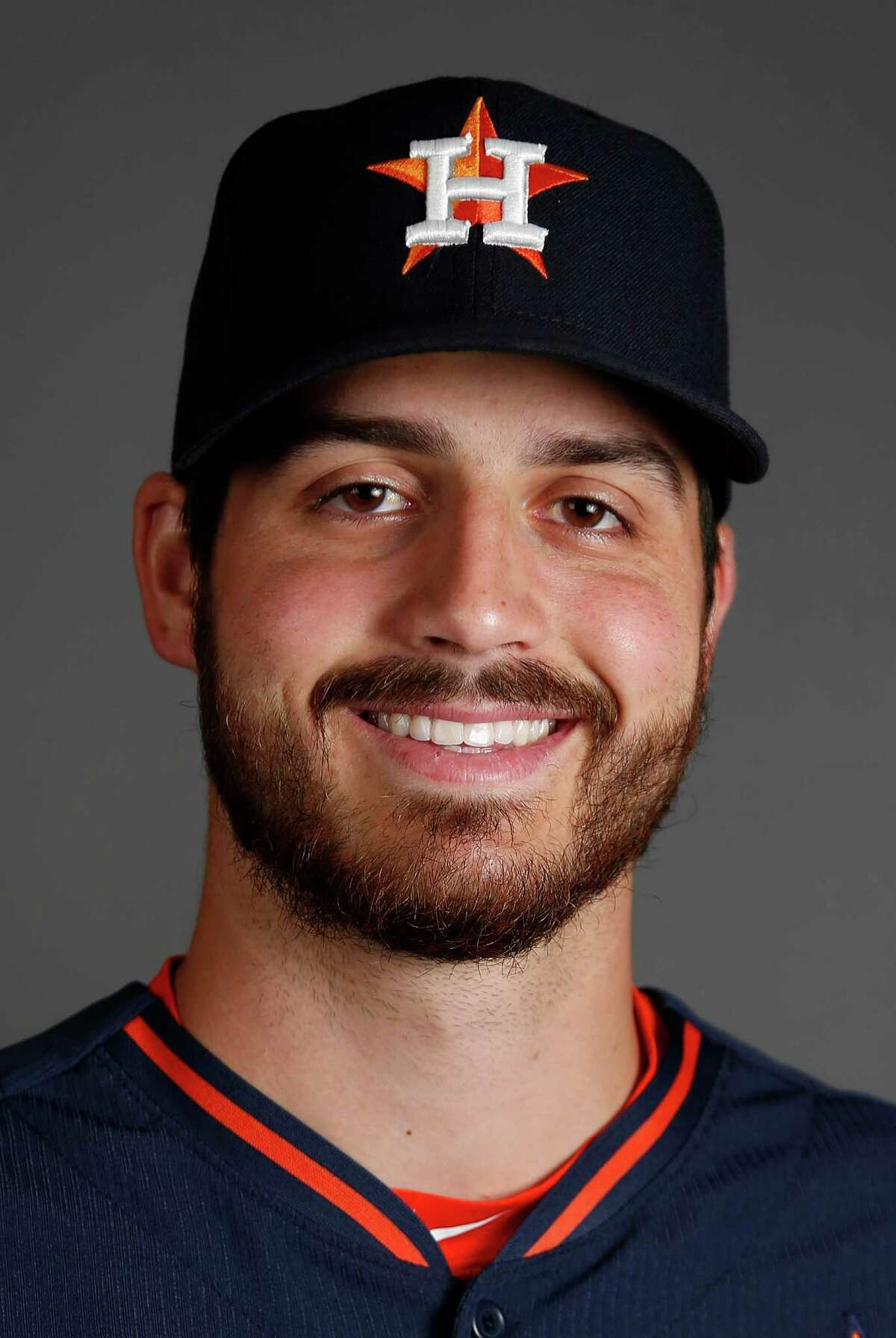 Houston Astros right handed pitcher Mark Appel photographed during Houston Astros spring training at the Osceola County facility, Thursday, Feb. 26, 2015, in Kissimmee. ( Karen Warren / Houston Chronicle )