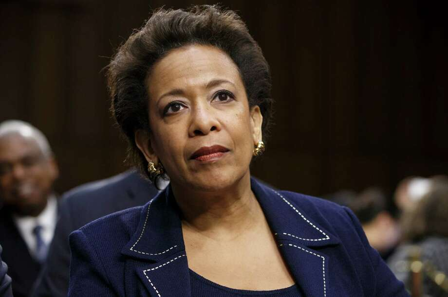 Loretta Lynch is the U.S. attorney in Brooklyn. Photo: J. Scott Applewhite / Associated Press / AP