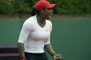 Serena forgives fans for tennis' ugly day at Indian Wells - Photo