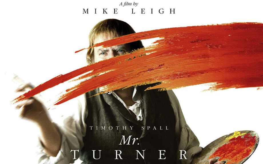 "The movie, ""Mr. Turner,"" chronicles the life and art of the pioneering British painter, J.M.W. Turner. Photo: Contributed Photo / Westport News"