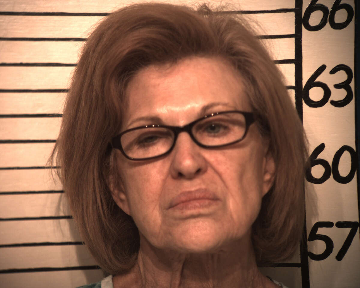 New Braunfels police officers arrested Mary Lumpkins Watkins, 76, for allegedly pulling a gun on her 52-year-old daughter on Tuesday night and charged her with deadly conduct and interfering with an emergency call, both Class A misdemeanors each punishable by up to one year in jail and a $4,000 fine.