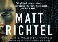 """Pulitzer Prize-winning New York Times reporter Matt Richtel also moonlights as one of our best thriller writers - his latest book is """"The Doomsday Equation."""""""