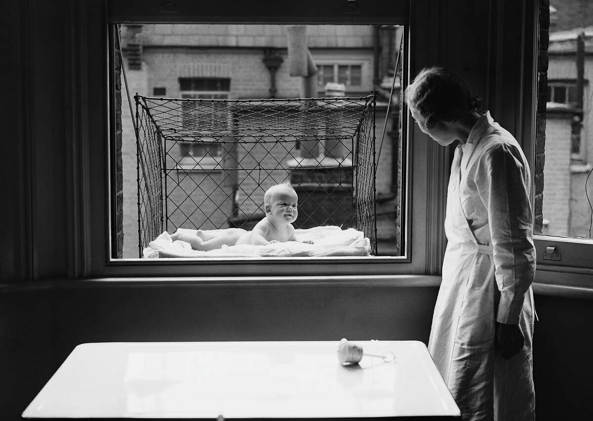 Click on the slideshow ahead to see15 things that shouldn't have been invented Window-hanging baby cage, 1937. This just seems like a really bad idea. There has to be better ways to get vitamin D.