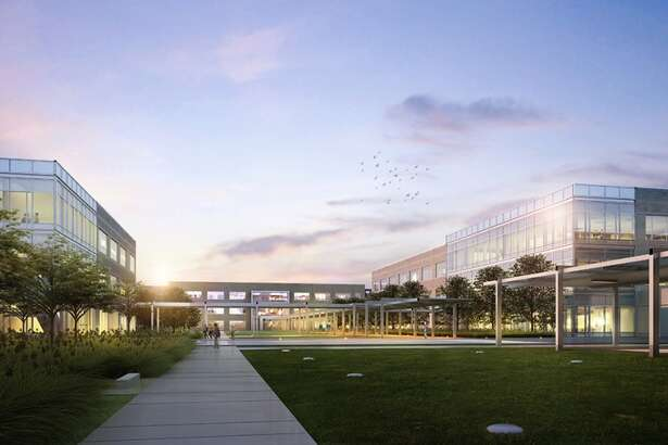 FMC Technologies is building a corporate headquarters campus at Generation Park on the northeast corner of the Beltway 8.