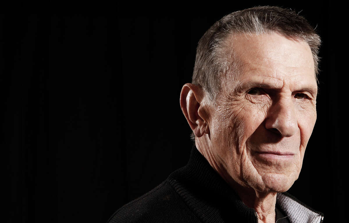 Actor Leonard Nimoy has died at 83.