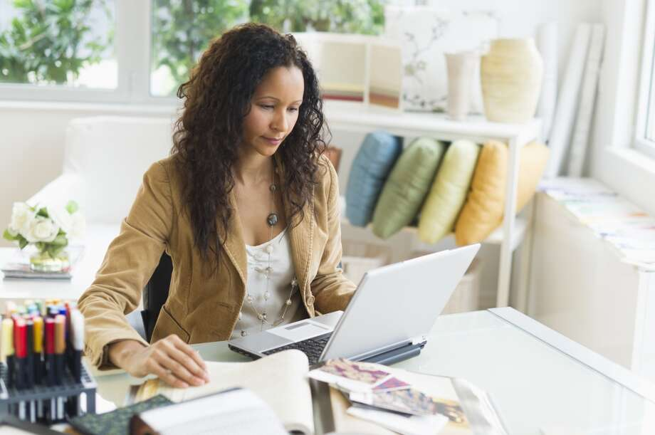 """A growing number of Americans are """"self-employed."""" Where are the best opportunities to be your own boss? See a personal finance site's list of the best cities for freelancers.Source: NerdWallet Photo: ."""