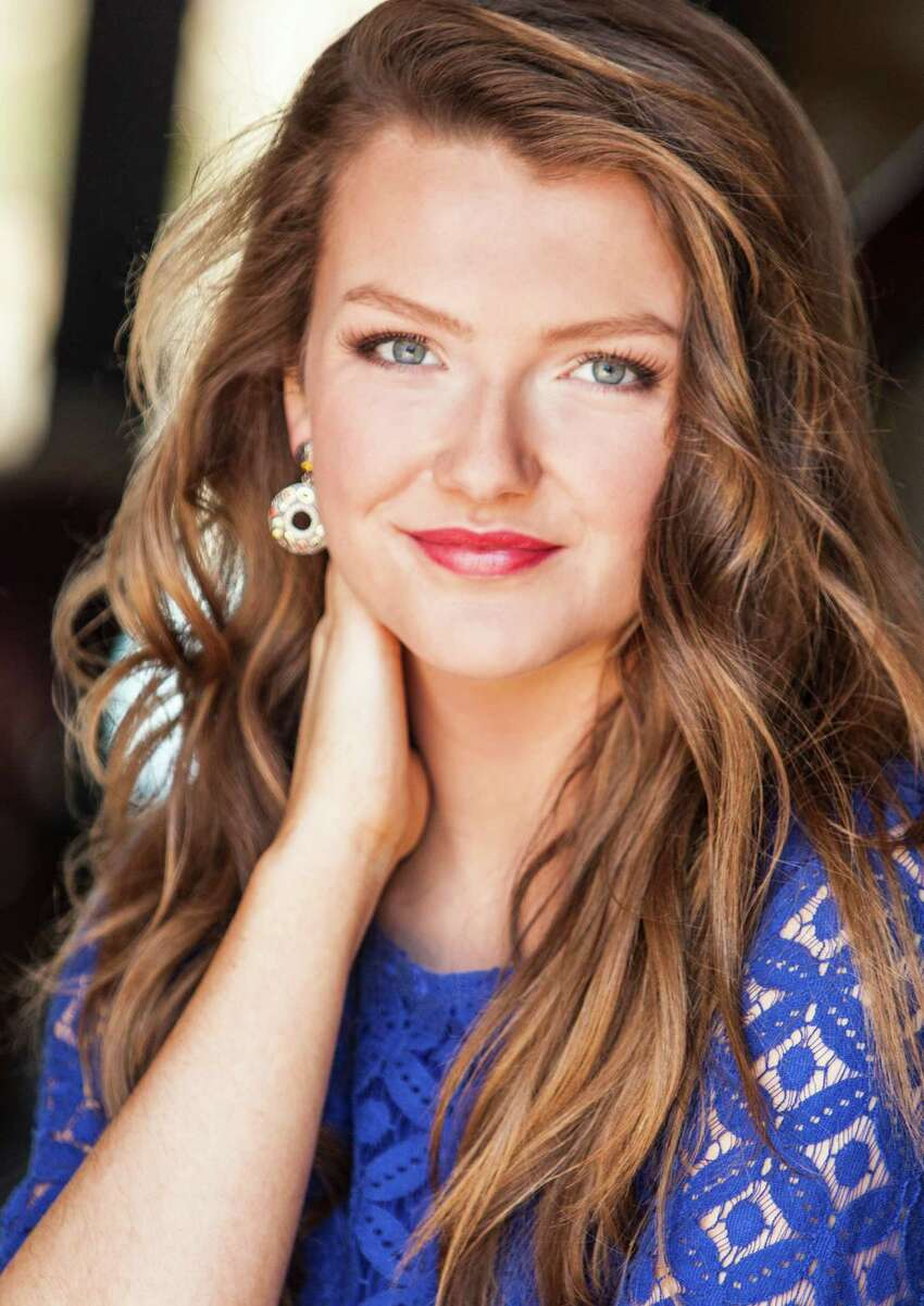Miss San Antonio 2015, Emma RudkinWorst habbit, etiquette aside: A
