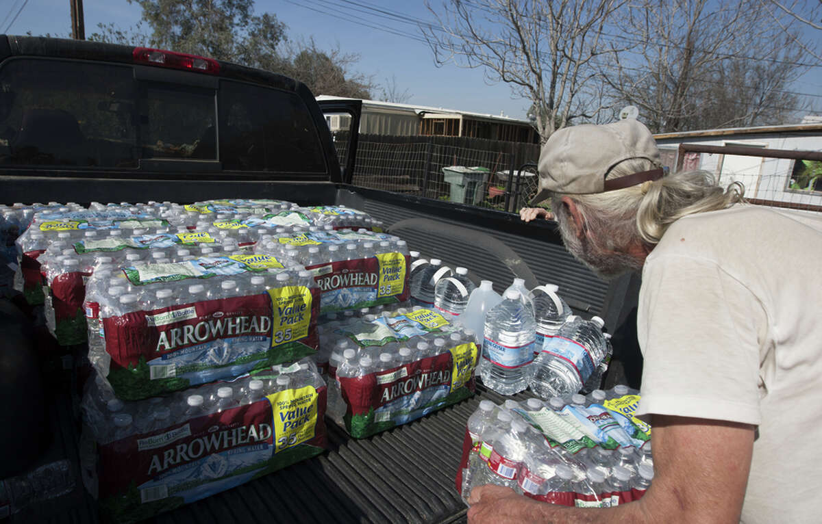 A worsening of the drought could force Californians in some areas to rely on imported drinking water.