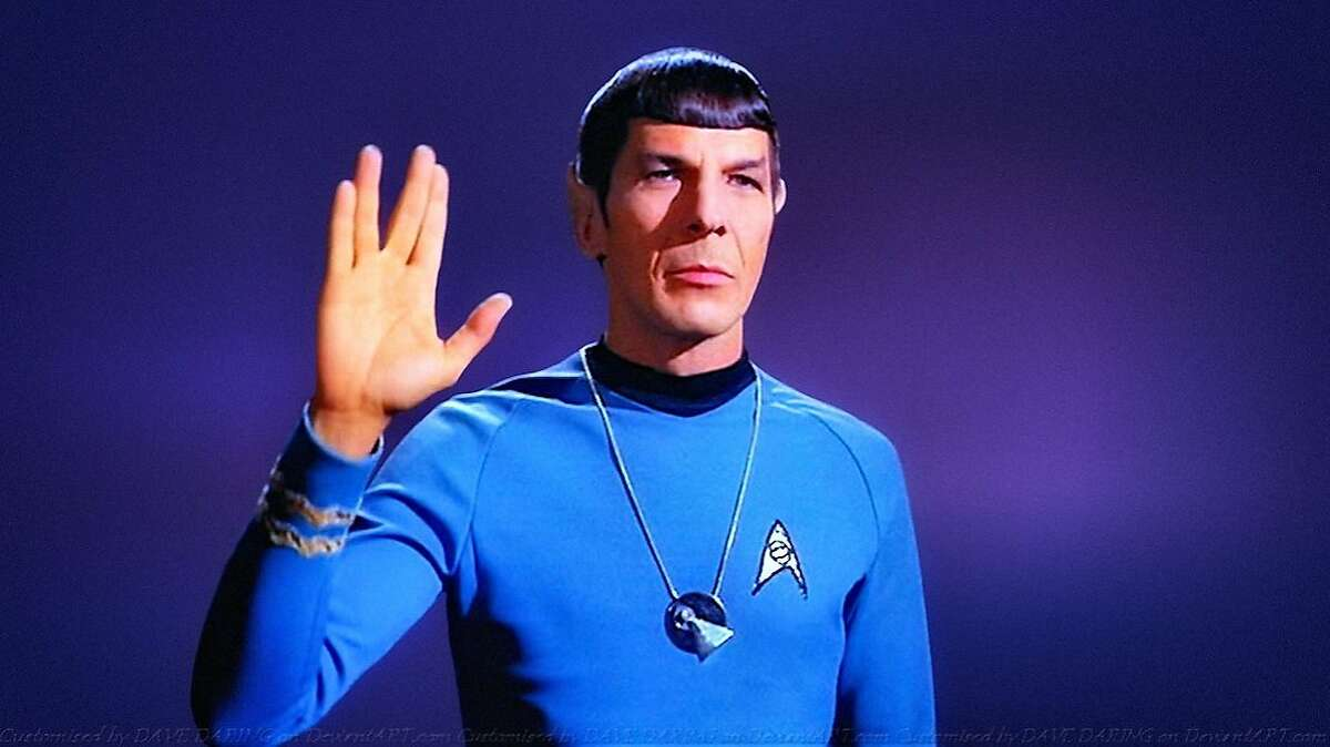 """Leonard Nimoy, 1931-2015: The actor known and loved by generations of """"Star Trek"""" fans as the pointy-eared, purely logical science officer Mr. Spock, died on February 28, 2015."""