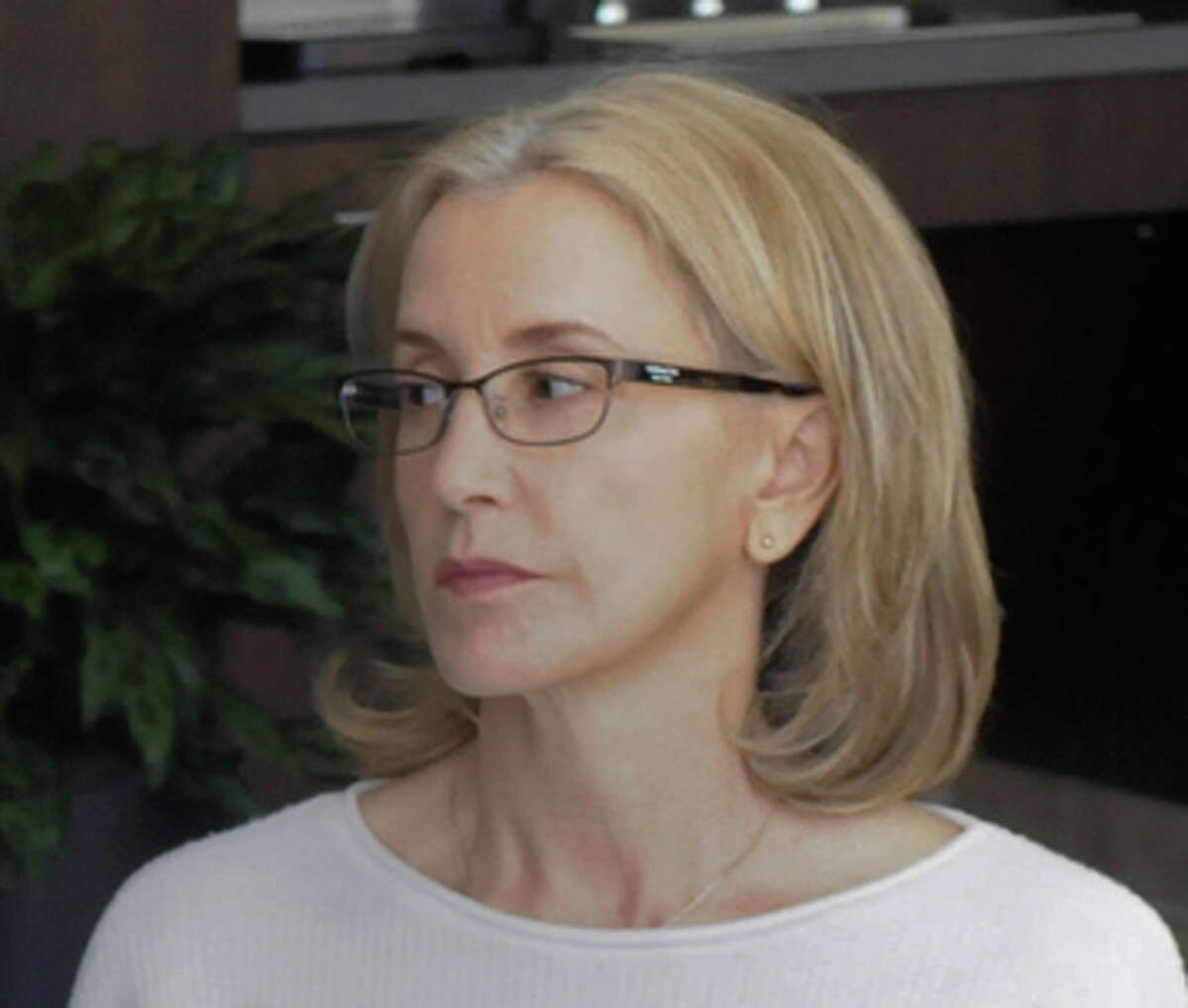 Felicity Huffman plays Barb Hanson in