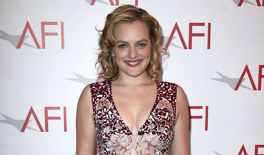 "Elisabeth Moss stars in ""The Heidi Chronicles."" Photo: Jordan Strauss / Jordan Strauss / Invision / Invision"