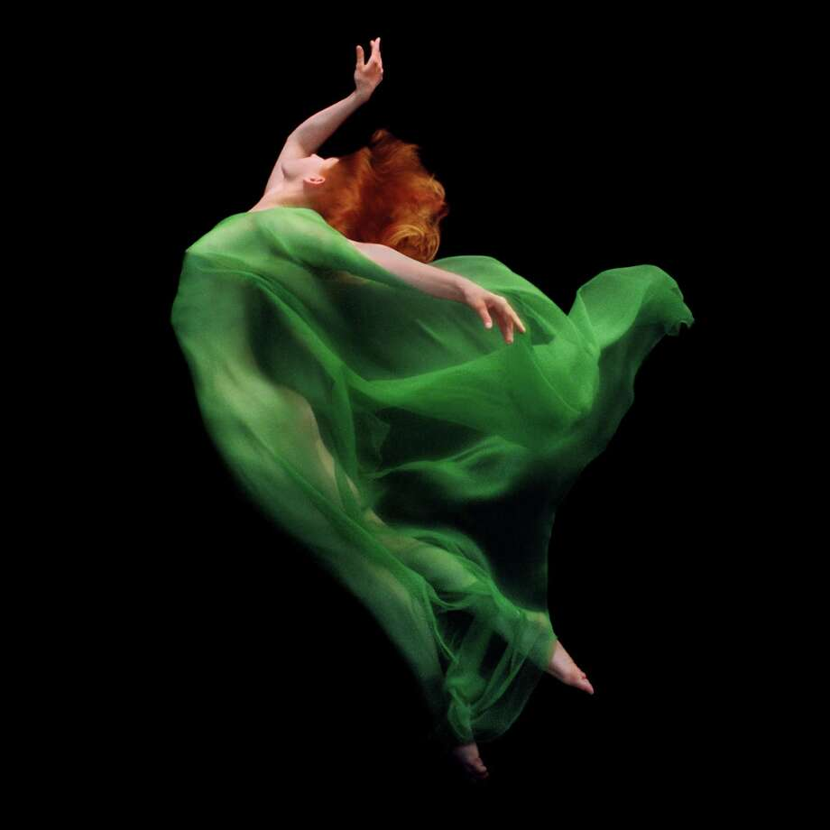 Master photographer Howard Schatz. who has more than 20 book to his credit, will be honored with an exhibition at the Fairfield Museum & History Center. Above is one of his underwater images. Photo: Contributed Photo / Connecticut Post Contributed