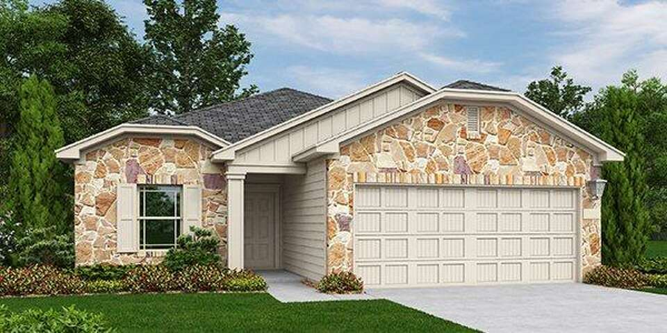11526 pelican pass san antonio this 1 527 square foot for Affordable home builders texas