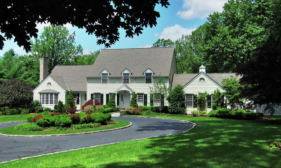 The property at 516 Weed St. is on the market for $2,275,000. Photo: Contributed Photo / New Canaan News