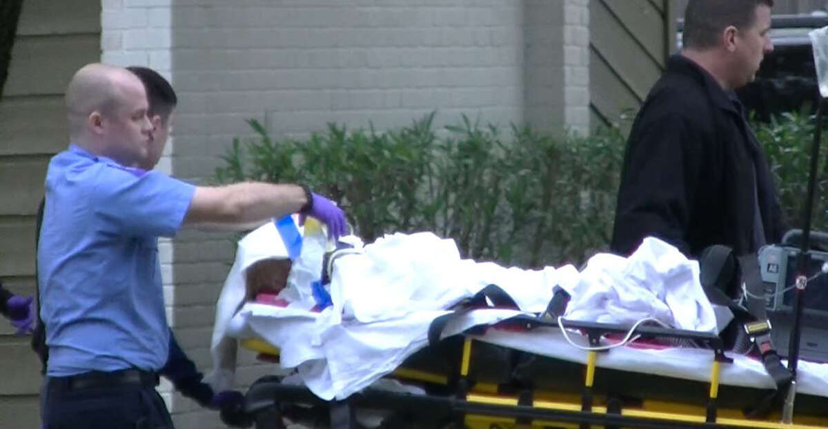 A 3-year-old victim was airlifted to the hospital after a shooting in the 7400 block of Betanna Lane on Friday.