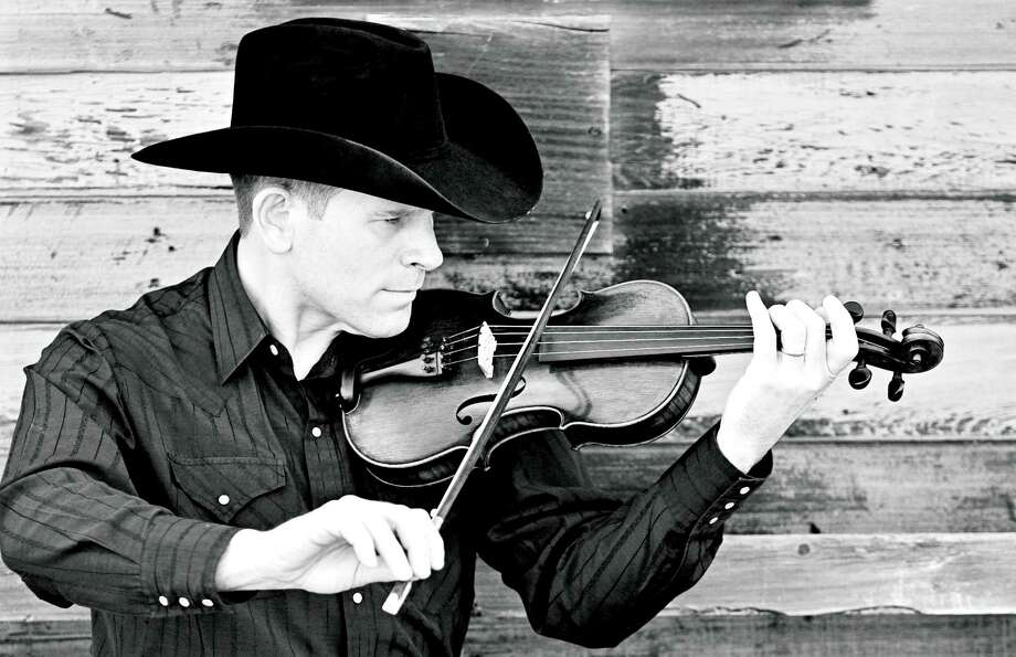 Jason Roberts, former fiddler for Asleep at the Wheel, will join Rick McRae at the Crockett Fiddlers' Festival. Photo: Courtesy Photo