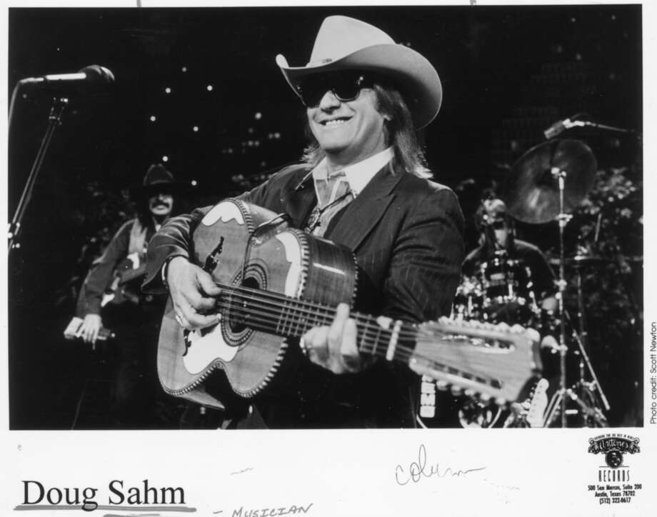 Texas music legend Doug Sahm is the subject of a new documentary by writer Joe Nick Patoski that screens at the Houston Cinema Arts Festival next month. Photo: Scott Newton / handout