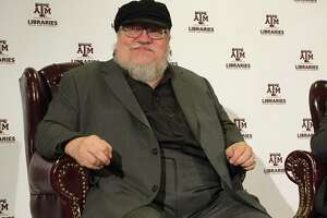A&M to honors Game of Thrones author - Photo