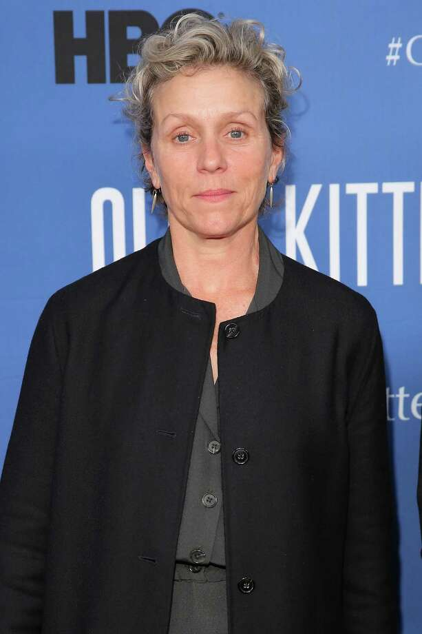"Frances McDormand, 57, attends the ""Olive Kitteridge"" New York premiere on Oct. 27, 2014 in New York City. Photo: Jemal Countess, Getty Images / 2014 Getty Images"