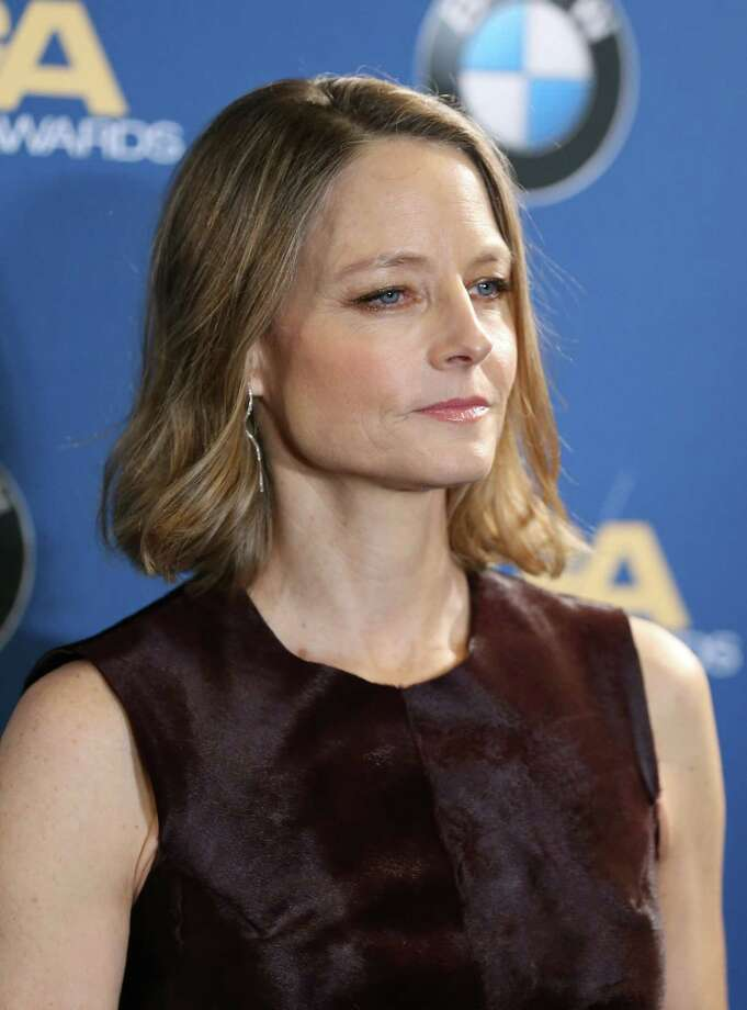 Jodie Foster, 53, poses in the press room at the Directors Guild of America Awards on Feb. 7, 2015 in Century City, Calif. Photo: JB Lacroix, WireImage / 2015 JB Lacroix