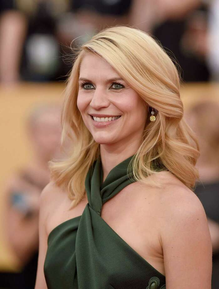 Claire Danes, 35, arrives at the Screen Actors Guild Awards on Jan. 25, 2015 in Los Angeles. Photo: Axelle/Bauer-Griffin, FilmMagic / 2015 Axelle/Bauer-Griffin