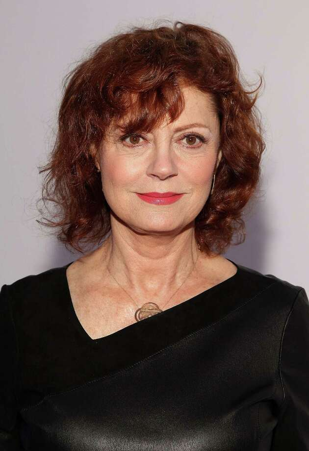 Susan Sarandon, 68, attends Fashion Week on Feb. 17, 2015 in New York City. Photo: Paul Morigi, WireImage / 2015 Paul Morigi